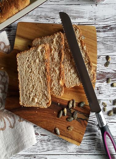 Rapid Ekmek Bıçağı  -Emsan